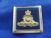 ROYAL REGIMENT OF ARTILLERY ( ROYAL ARTILLERY ) CAR GRILLE BADGE